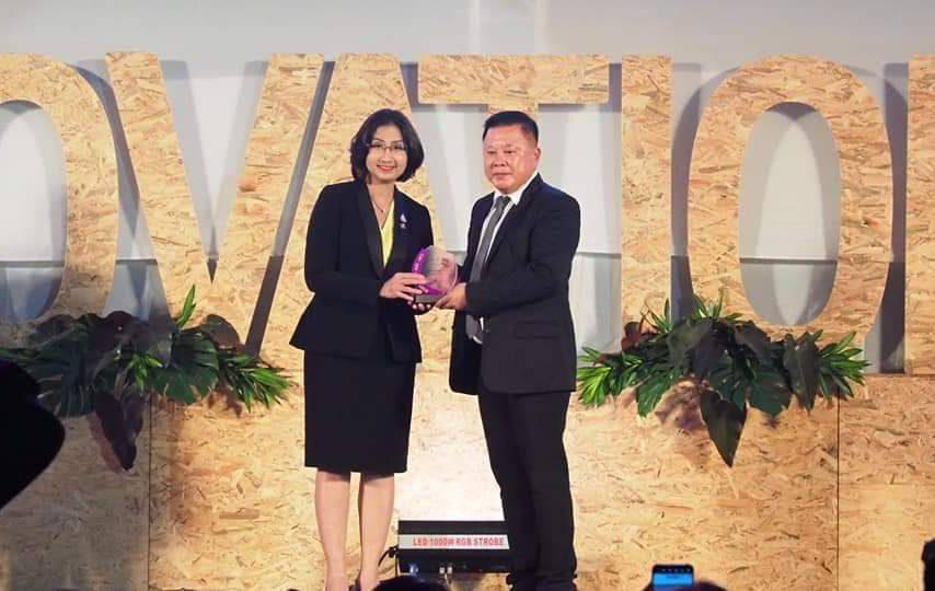บริษัท ดอยคำผลิตภัณฑ์อาหาร จำกัด ได้รับรางวัล CSR – DIW CONTINUOUS AWARD 2019