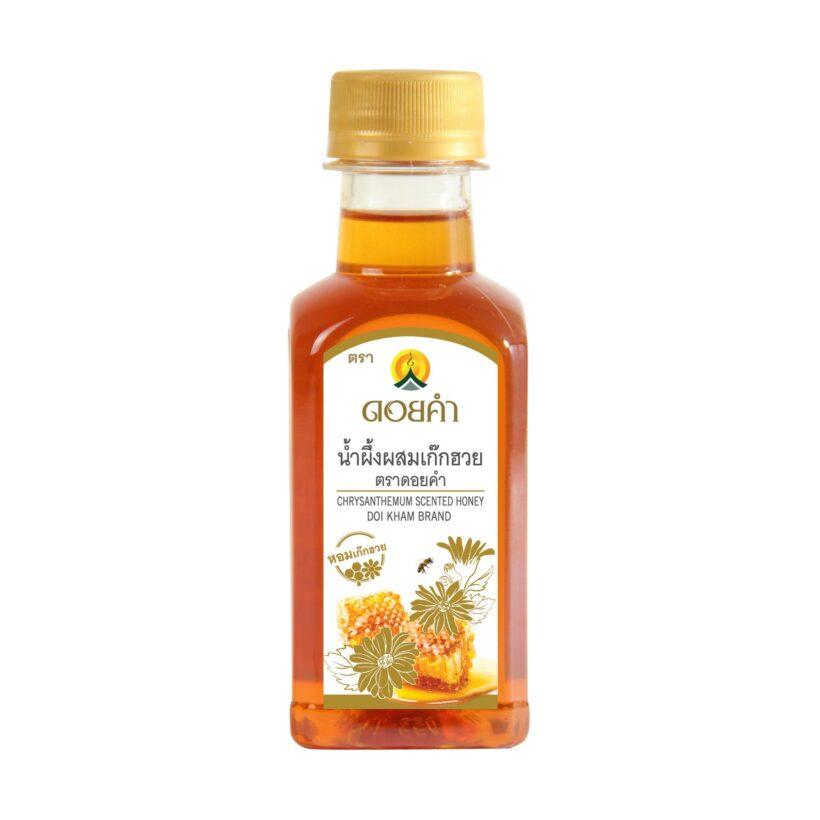 น้ำผึ้งผสมเก๊กฮวย 01